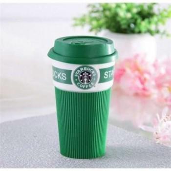 Чашка керамическая Кружка Starbucks Green (зелёная)