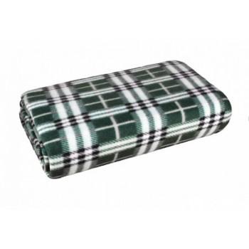 Коврик подстилка для пикника 1.5х2м (зеленый в клетку)
