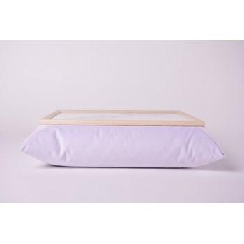Поднос с подушкой Синицы