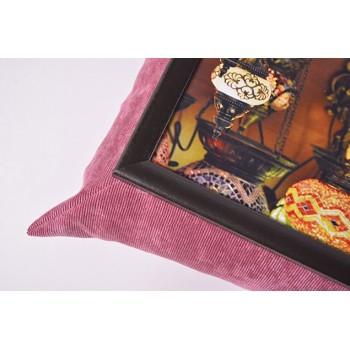 Поднос с подушкой Марокканские фонари