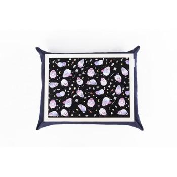 Поднос с подушкой Космические Коты