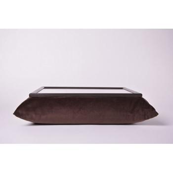 Поднос на подушке Мопс