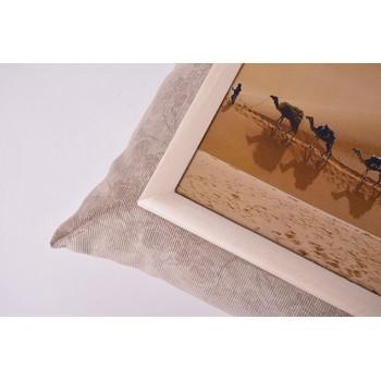 Поднос на подушке Сахара