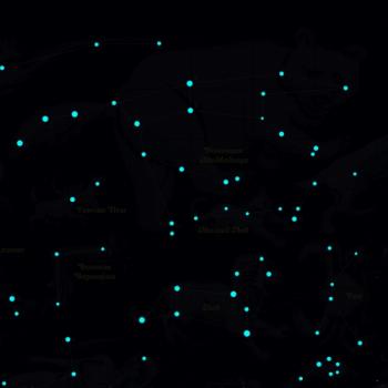 Карта зоряного неба